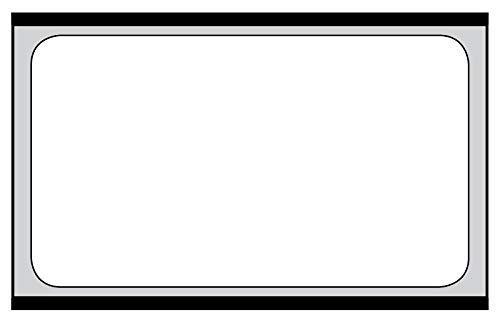 Direct Thermal Printer Label, 3/4'' Core, 2'' x 1-1/4''