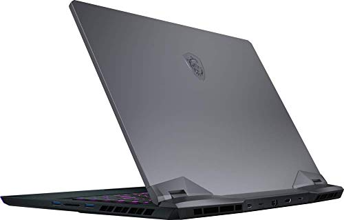 "XPC MSI GE66 Raider Gamer Notebook Essential (Intel 10th Gen i7-10750H, 32GB RAM, 2X 500GB NVMe SSD, RTX 2080 Super 8GB, 15.6"" Full HD 300Hz 3ms, Windows 10) VR Ready Gaming Laptop Computer"