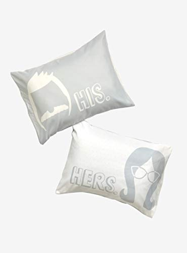 Bob's Burgers His & Hers Pillowcase Set ()