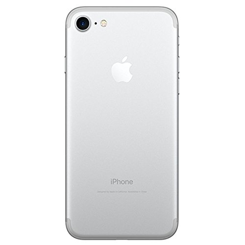 Apple iPhone 7 32GB 4G LTE Unlocked GSM Quad-Core Water-Resistant Smartphone w/ 12MP Camera - Silver]()