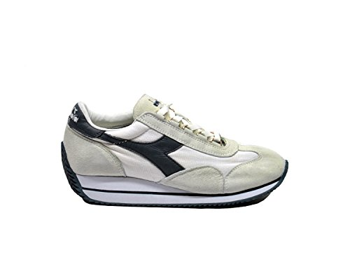 Diadora Heritage Sneakers Donna 201156030C0837 Pelle Bianco
