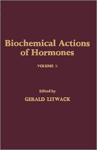 Descargar Para Utorrent Biochemical Actions Of Hormones, Volume X Epub Libre