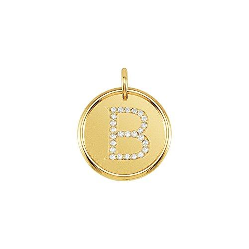 Diamond 18k Vermeil Bracelet - 8