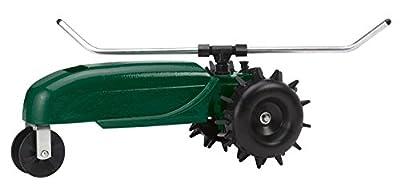 Orbit 58322 Traveling Sprinkler, Green