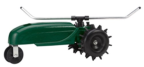 (Orbit 58322 Traveling Sprinkler, Green)