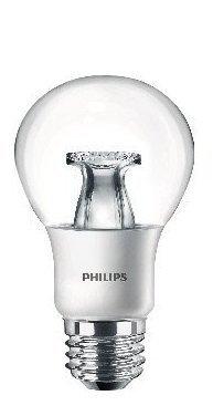 Soft White 16-Pack Clear Philips LED Non-Dimmable A19 Clear Light Bulb: 800-Lumen E26 Base 2700-Kelvin 60-Watt Equivalent 8.5-Watt