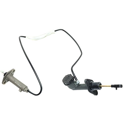 Clutch Master Cylinder compatible with JEEP WRANGLER (YJ) 94-95 ()
