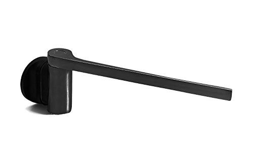 Magisso Magnetic Dish Cloth Holder in Straight Black