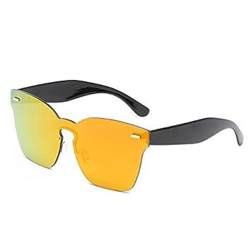 Liquanshop Gafas Sol Sin Amarillo De MujerColor Para Marco Aq534LcjR