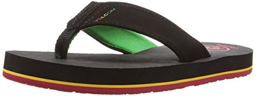 Volcom Chanclas Victor Big Youth (Niños/Kids) Multi