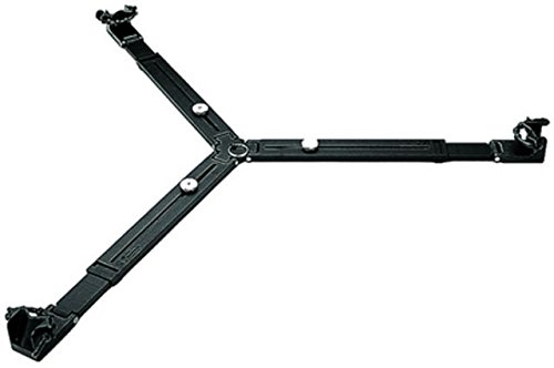 Manfrotto 165 Ground Level Spreader for Non Spiked Series Tripods - Replaces 3155