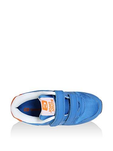 Zapatillas deporte de Niño y Niña JOHN SMITH CRECA 15V AZUL REAL