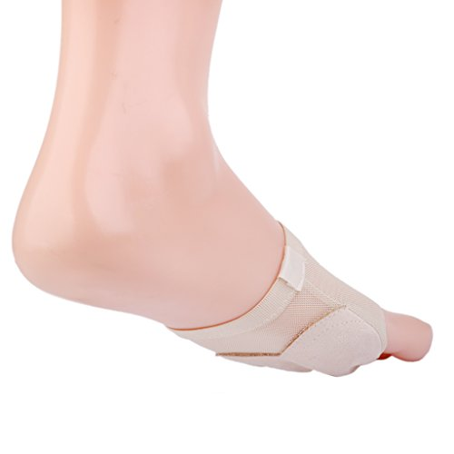 Cover Shoe Thong Half Pads Paws Dance Undies Forefoot Pair S Toe 1 XL Ballet Foot SWPnTYqTF