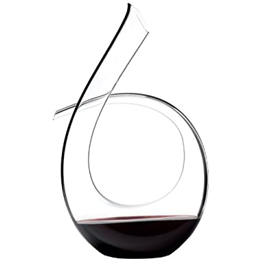 HanzeekTM brass instrument shape Wine Decanter (50 oz/1500)-Perfect Birthday Gift for Men or Women - Unique Gifts for Him or Her ,Coworkers, Mom, Dad, Son, Daughter, Husband or Wife