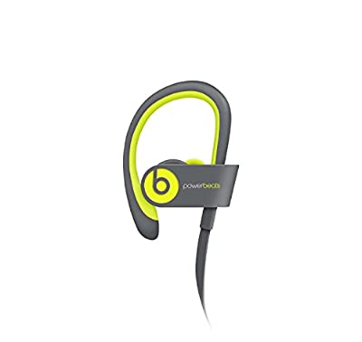 Powerbeats2 Wireless, Active Collection - Yellow (Certified Refurbished)