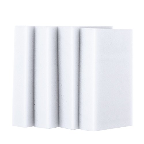 PyLios(TM) 100*62*20mm Grey Esponja Magica Para Limpeza 50pcs/pack Magic Sponge Cleaner Eraser Melamine Sponge Cleaner Eraser