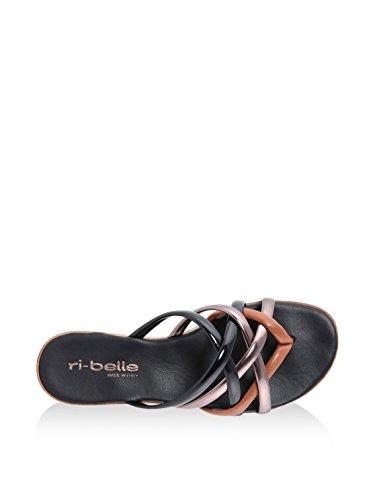 RI-BELLE Damen - Sandale - Synthetik - O961_136643_Multi_Blk