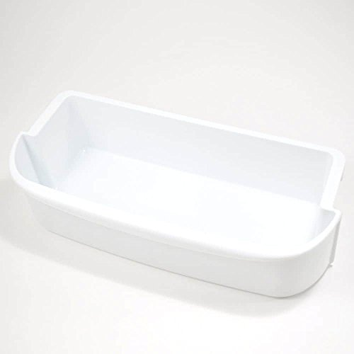 Amana W67001021 Refrigerator Door Bin, Medium Genuine Original Equipment Manufacturer (OEM) part for Amana, Crosley, Maytag, Kenmore, Whirlpool, & Inglis