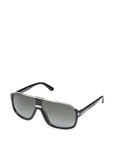 New Tom Ford Sunglasses Men Aviator TF 335 Black 01P Eliott - New Fashion Sunglasses 2014