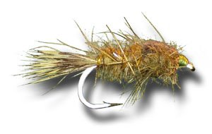 ly Fishing Fly - Size 20 - 12 Pack ()
