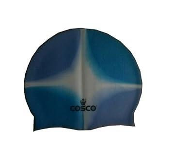 b226de7347a4 Image Unavailable. Image not available for. Colour  Cosco Swim Cap ...