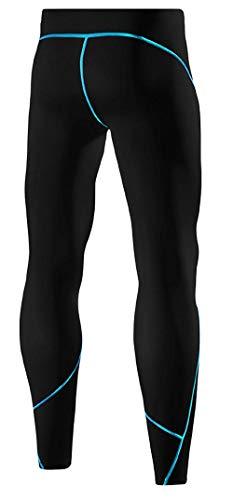 De Leggings Stretch Pantalons Survêtement Sweat Sportleggins Hommes Fitness Casual Mode Formation 11613blau Confortable Pantalon Maigre Battercake vzdEqwv