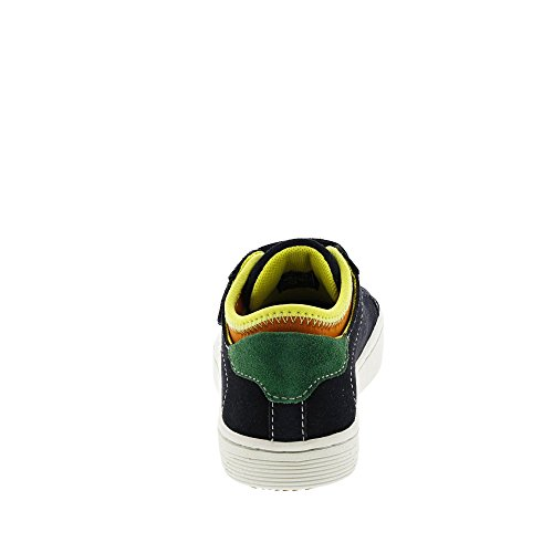 Lurchi Jungen Harry Low-Top Marine
