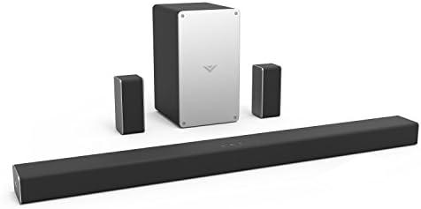 VIZIO SB3651-F6 36″ 5.1 Home Theater Sound Bar System, Black