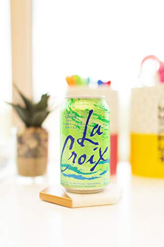 LaCroix Sparkling Water, Lemon, Lime, & Grapefruit Variety Pack, 12oz Cans, 24 Pack, Naturally Essenced, 0 Calories, 0 Sweeteners, 0 Sodium by Shasta Beverages, Inc (Pantry) (Image #7)