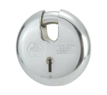 amazon com harrison 22 90mm small jama lock steel round padlock