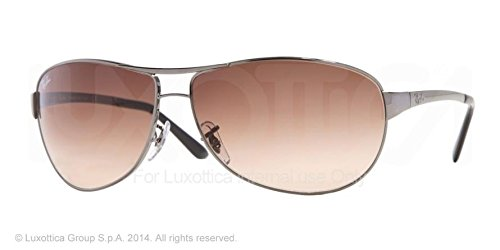 b353c8a7fb Ray-Ban Sunglasses WARRIOR (RB 3342 004/51 63): Amazon.co.uk: Clothing