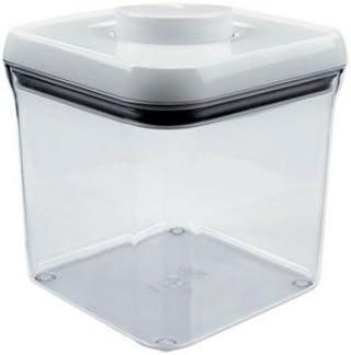 Oxo 1071399 2.4 Quart, Pop, Big Square Food Storage Container - Quantity 2