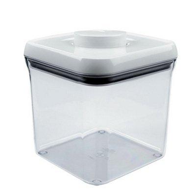 2.4 Quart Pop - OXO - 2.4 Quart, POP, Big Square Food Storage Container - Quantity 2