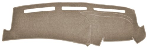 Jaguar XJS / XJSC Dash Cover Mat Pad - Fits 1992 - 1996 (Custom Carpet, Taupe) by Seat Covers Unlimited