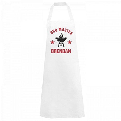 Starfactr BBQ Grill Master Brendan: Basic White - Bar Brendan
