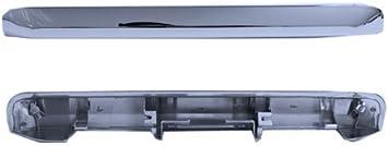 For 04-05-06 Scion xb black New Liftgate Trunk Hatch Handle Lid Garnish