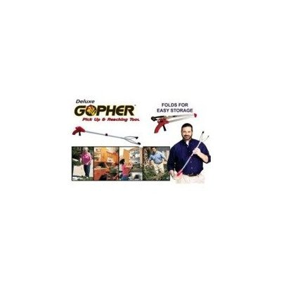 As Seen On TV Gopher Pick Up and Retrieving Tool (Grab It As Seen On Tv)