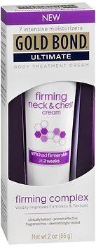 Gold Bond Ultimate Firming Complex Body Treatment Cream - 2 oz, Pack of 3 CHATTEM INC