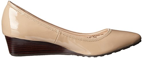 Womens Sugar Luxe 40 Tali Wedge Cole Patent Pump Maple Haan 8atwqIxn5