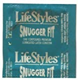 72 Lifestyles Snugger Fit Condoms – Tight Ultra Sensitive with a Unique, Natural Feeling Shape, Health Care Stuffs