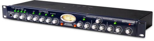 Tube Rackmount Bass Preamp - 8