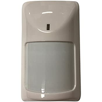 PIR Sensor Dual Passive Infrared Motion Detector Hard Wired Request to Exit for Residential or Commercial