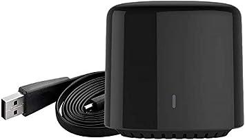 RM4C Mini WiFi Inteligente Control Remoto IR Universal Control de Voz Timing Compatible con Alexa Google Assistant Módulos de automatización Inteligente para Smart Home: Amazon.es: Electrónica