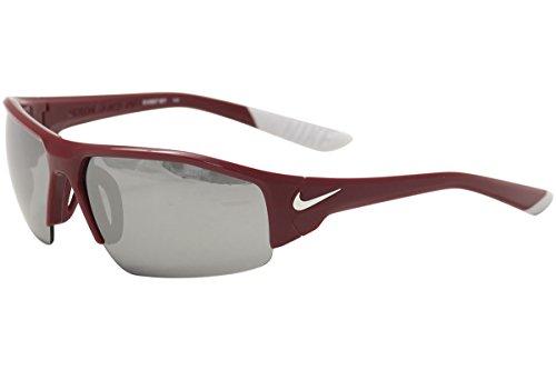 Sunglasses NIKE SKYLON ACE XV EV0857 601 CARDINAL/WH W/GRY SIL FL - Prescription Sunglasses Nike