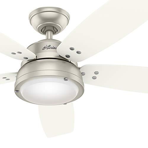 Modern Outdoor Ceiling Fan With Light in US - 9