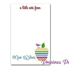 amazon com personalized unicorn pen and note pad unicorn note pad