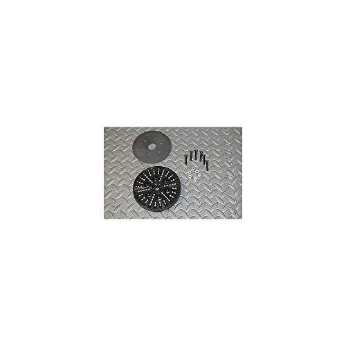 (NEW Yamaha Banshee LOCK UP clutch kit - ball bearing 140+HP drag out STOCK COVER)