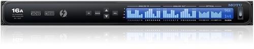 MOTU 16A 32x32 Thunderbolt USB 2.0 Audio Interface with AVB