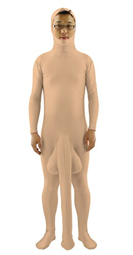funny naked male costume