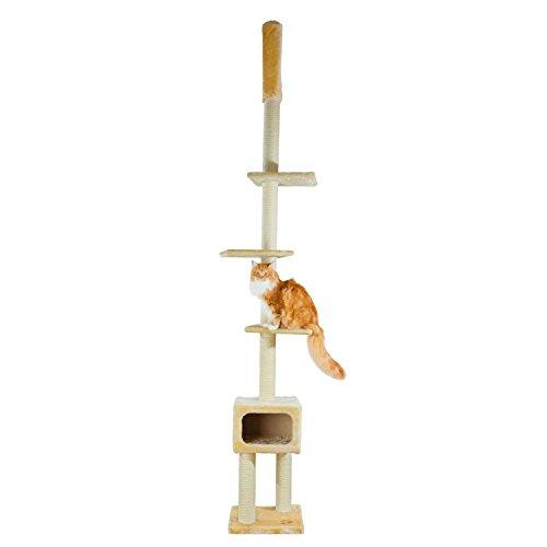 TRIXIE Santander Adjustable Height Cat Tree